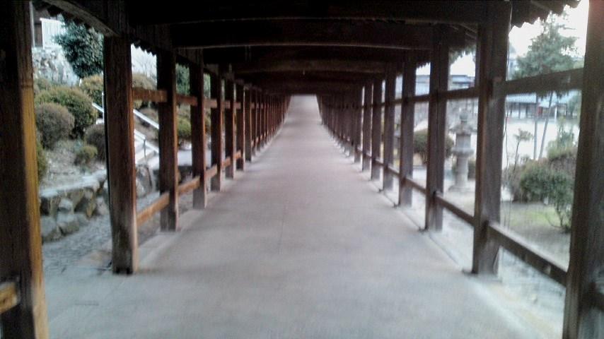吉備津神社 回廊 正面-1.jpg