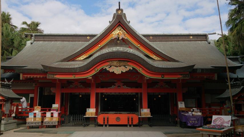 宮崎市内 青島神社 本殿.jpg