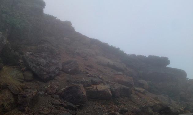 乗鞍岳 大変な登山です。.jpg