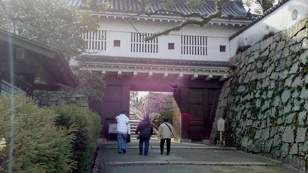 岡山城 廊下門.jpg