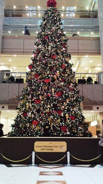 LOVERS CHRISTMAS TREE WITH YUMING 全体.jpg